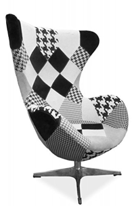 Sessel 'Chalchuapa' TV-Sessel Vintage Loungesessel Ohrensessel -